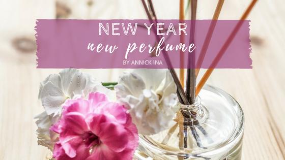 new year new perfume
